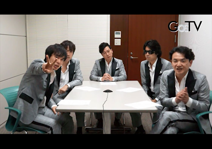 「G-Talk 2nd Season」第8回