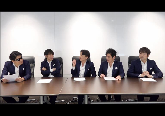「G-Talk 2nd Season」第12回