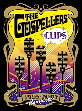 THE GOSPELLERS CLIPS 1995~2007 ~COMPLETE~